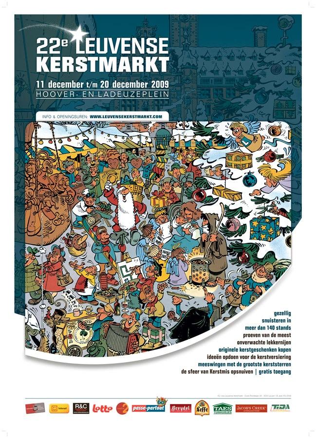 History De Leuvense Kerstmarkt 2019